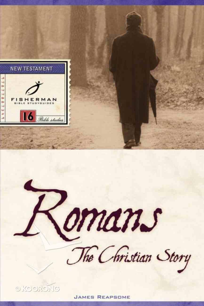 Romans: The Christmas Story (Fisherman Bible Studyguide Series) eBook