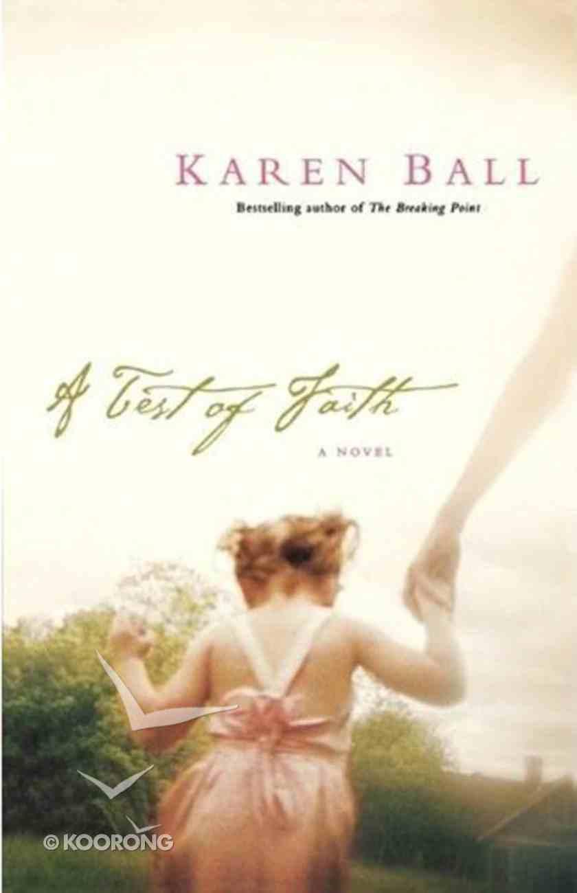 A Test of Faith eBook
