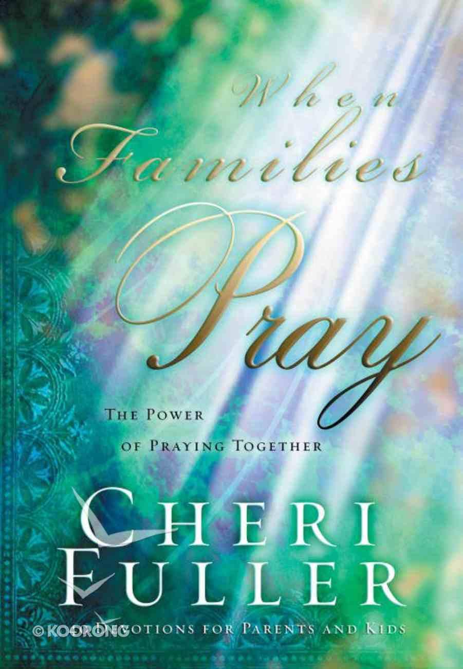 When Families Pray eBook