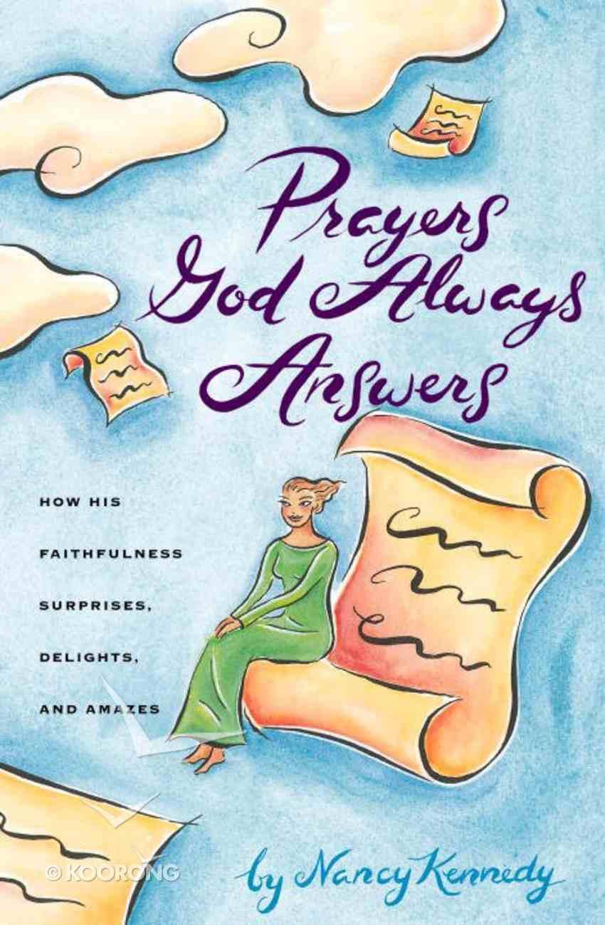 Prayers God Always Answers eBook