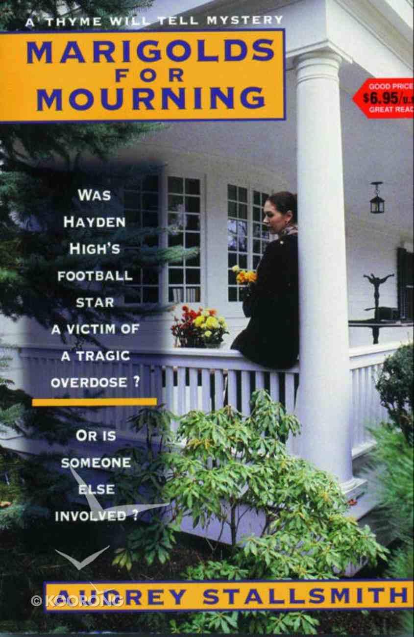 Marigolds For Mourning eBook