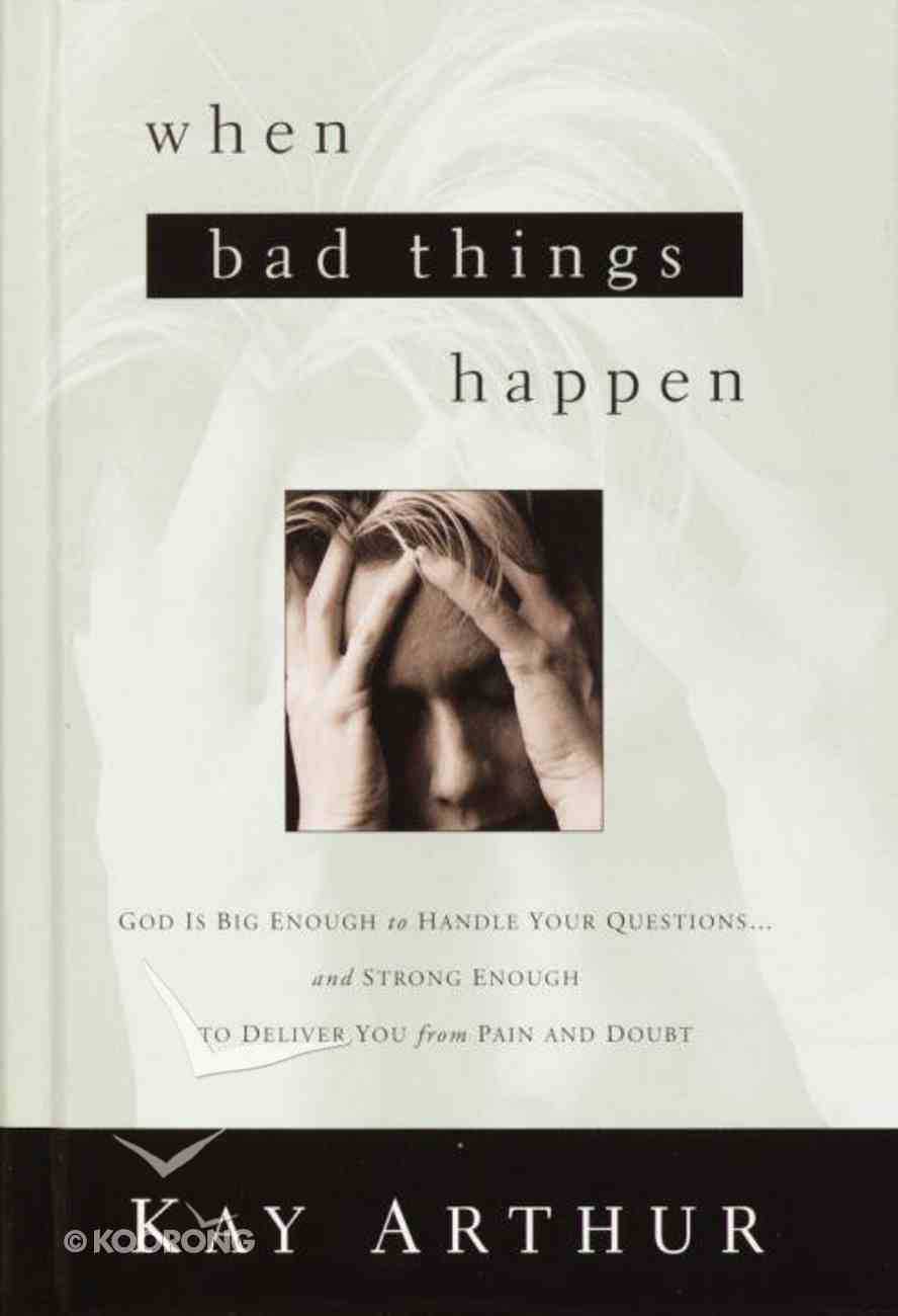When Bad Things Happen eBook