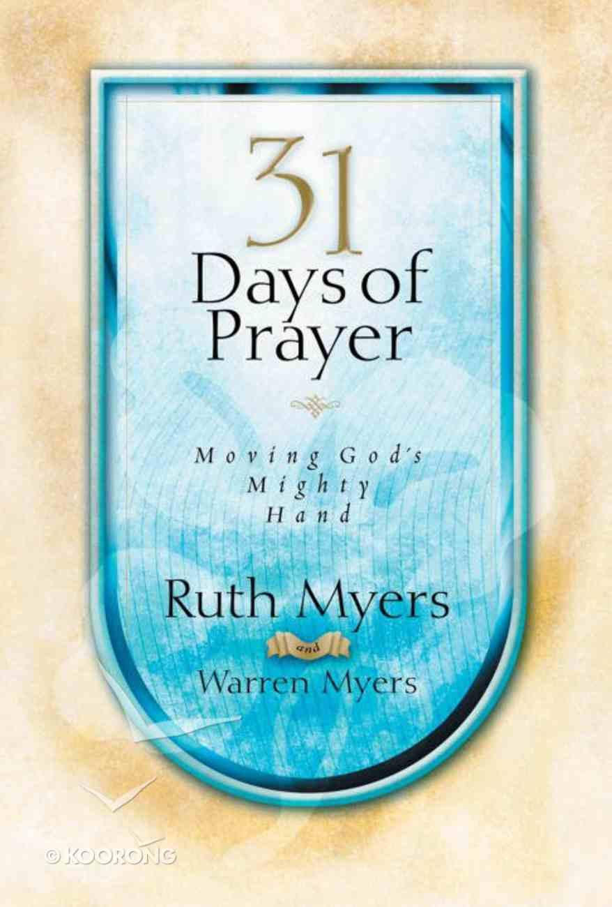 Thirty-One Days of Prayer eBook