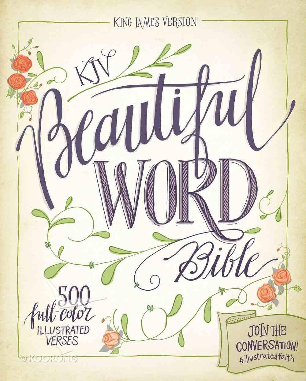 KJV, Beautiful Word Bible, Ebook eBook