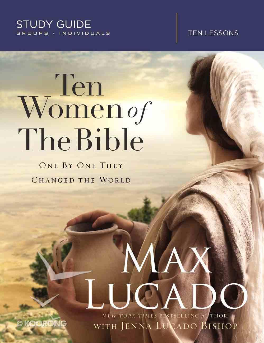 Ten Women of the Bible eBook