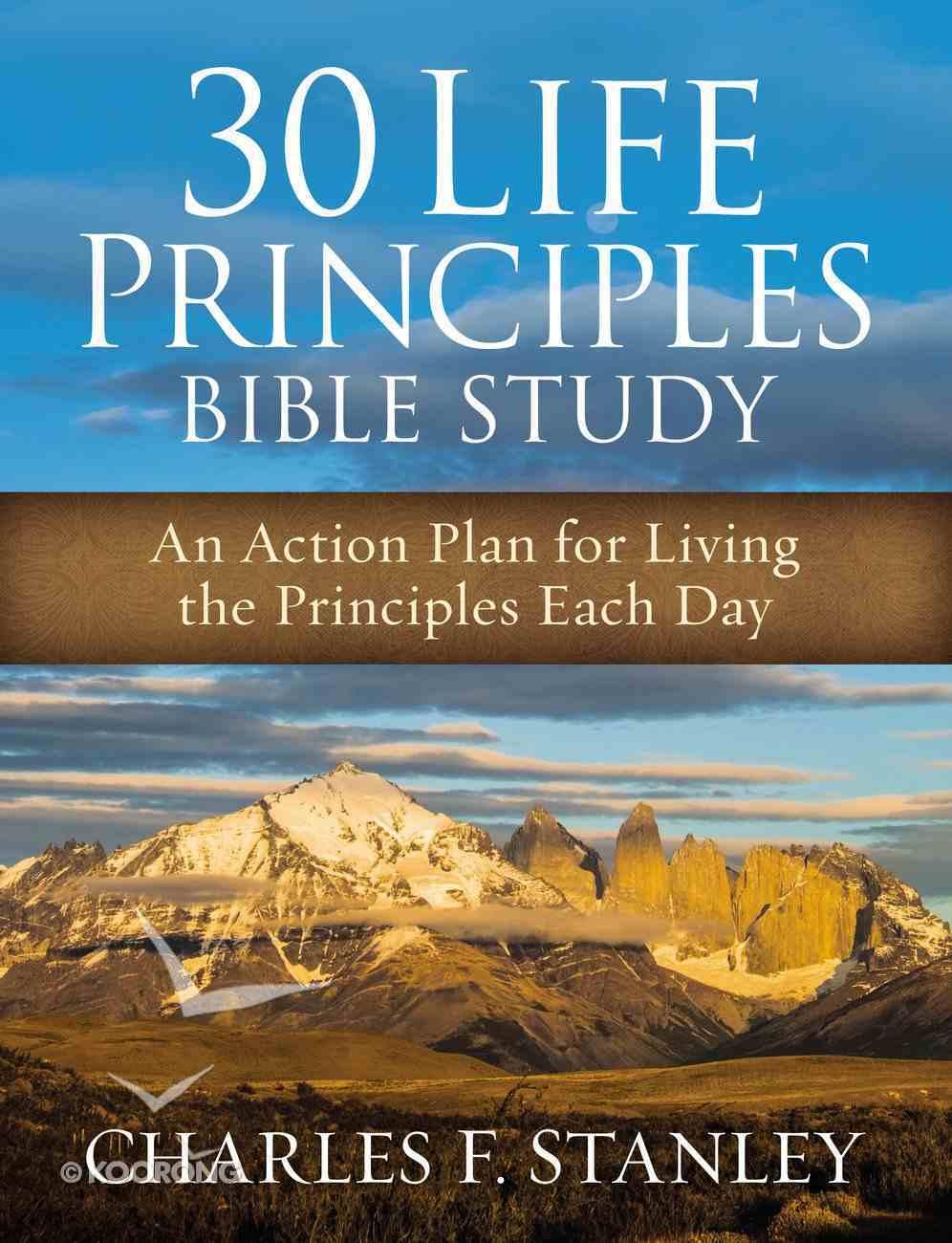 30 Life Principles Bible Study eBook