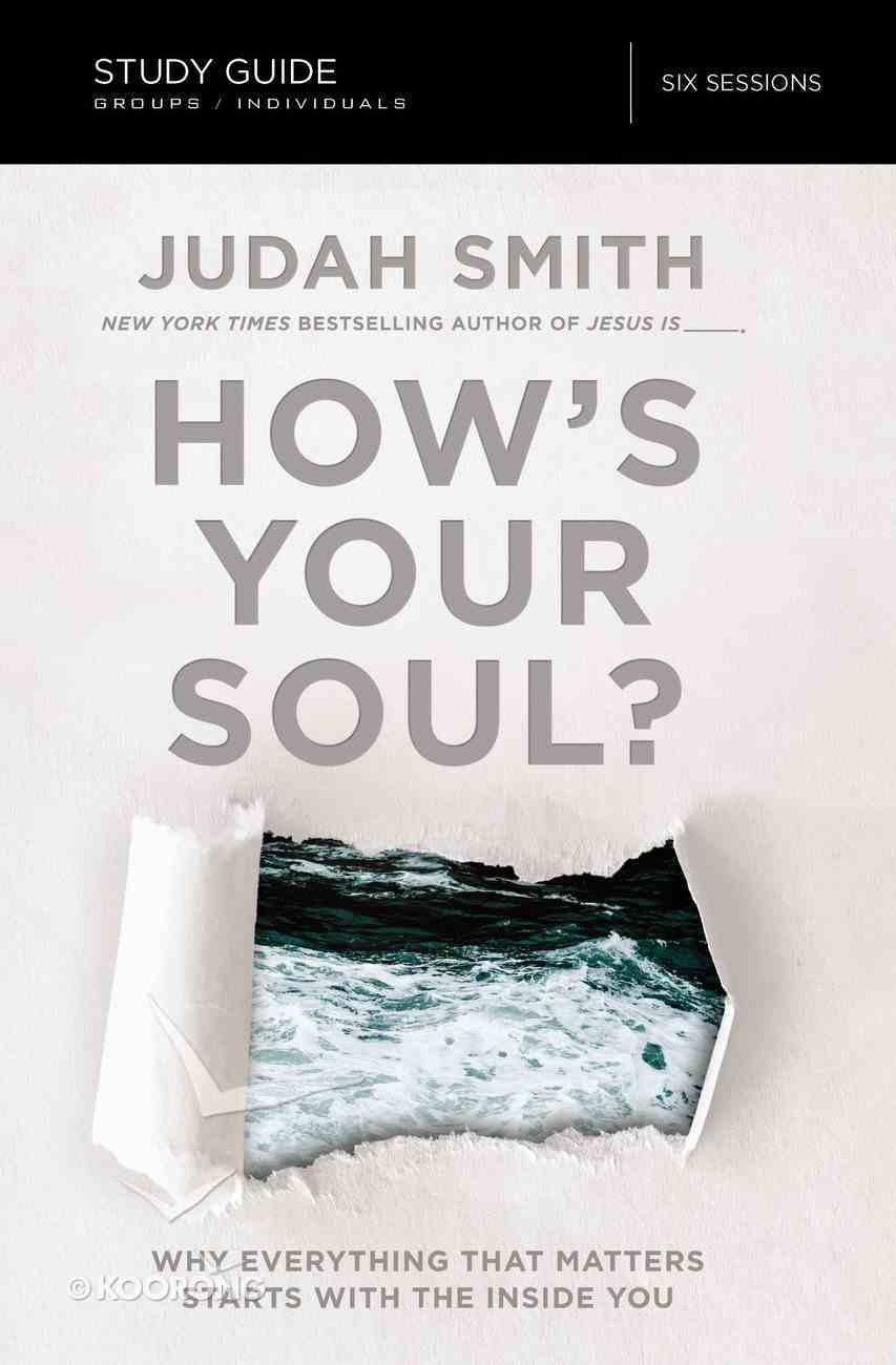 How's Your Soul? Study Guide eBook
