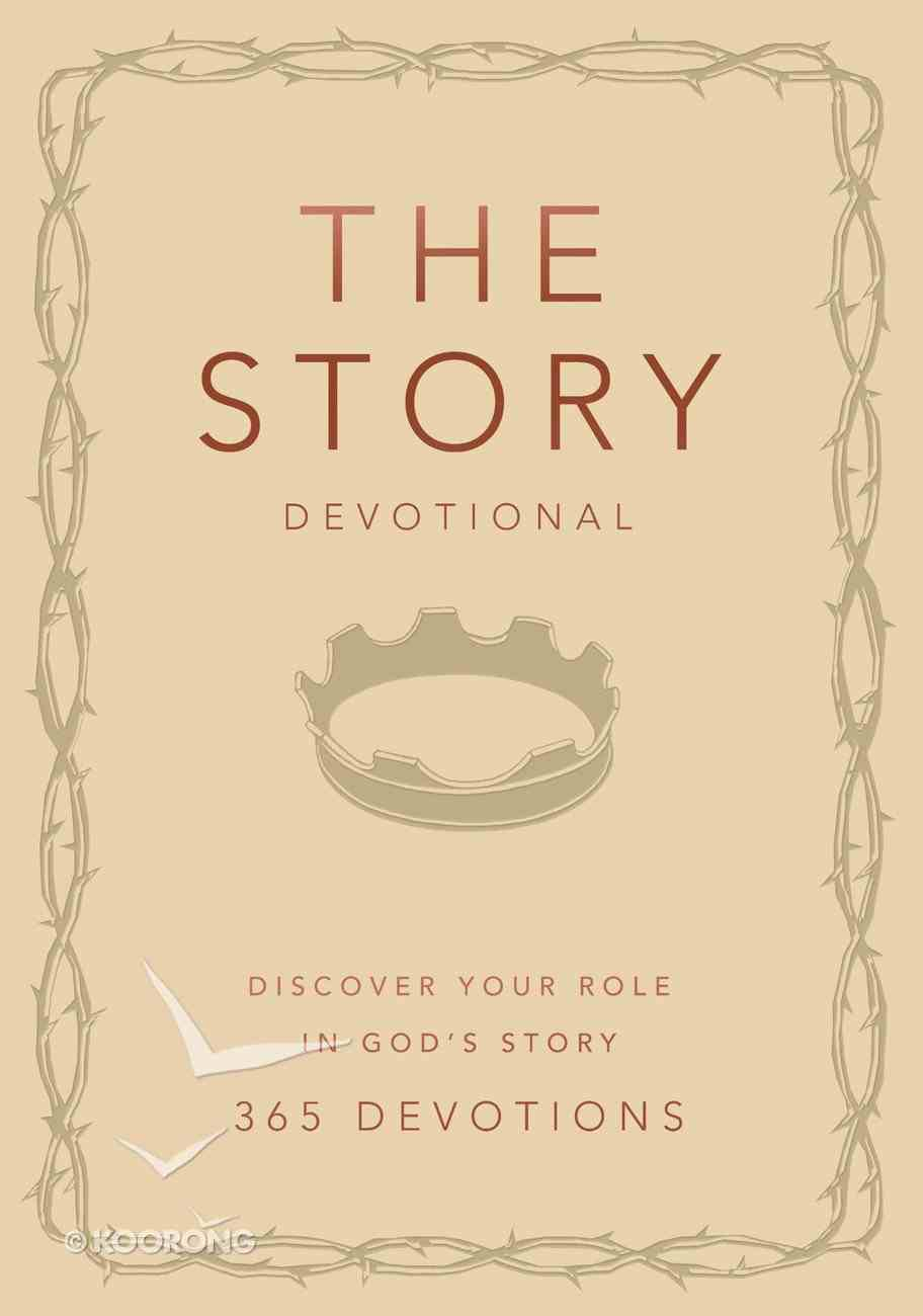 The Story Devotional (The Story Series) Paperback