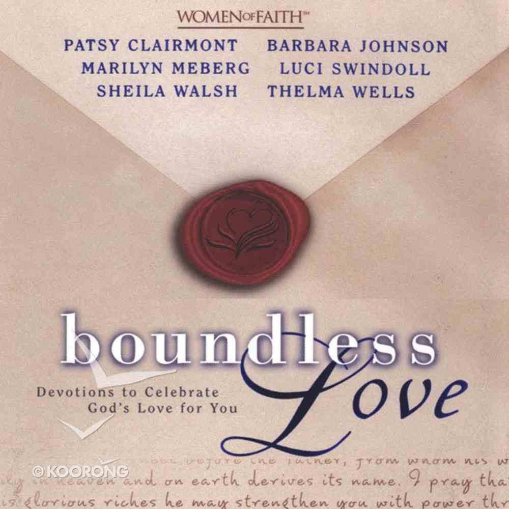 Boundless Love eAudio Book