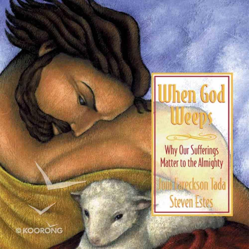 When God Weeps eAudio Book