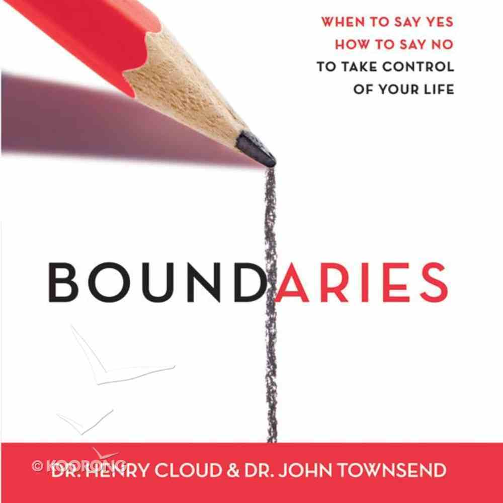 Boundaries (Unabridged) eAudio Book