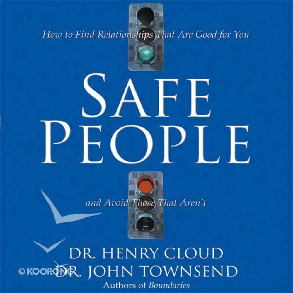 Safe People eAudio Book