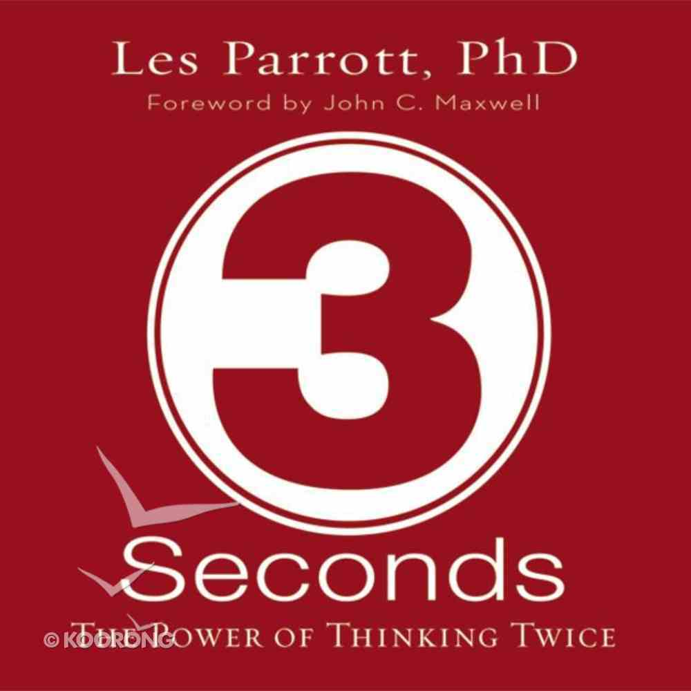 3 Seconds eAudio Book