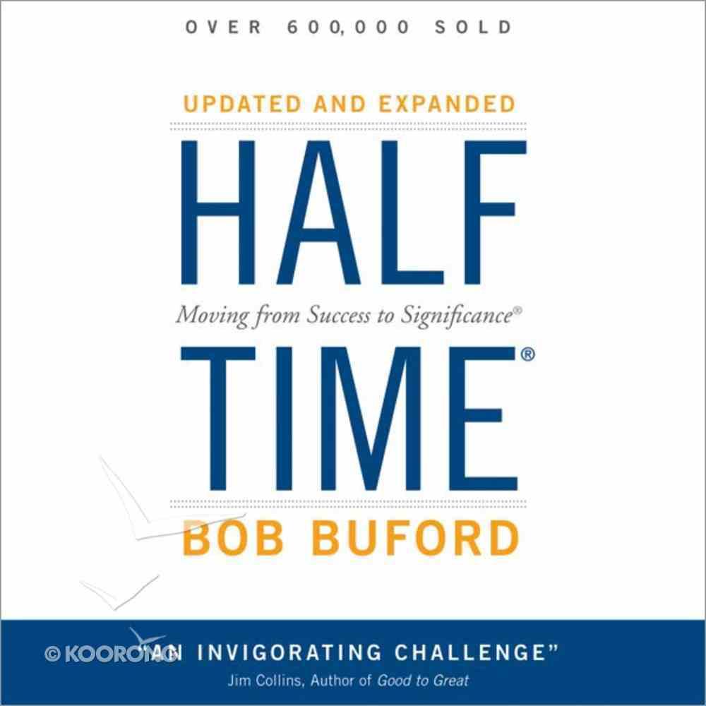Halftime eAudio Book