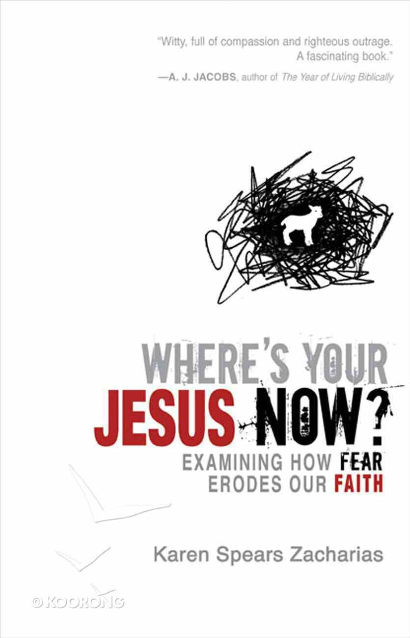 Where's Your Jesus Now? eBook