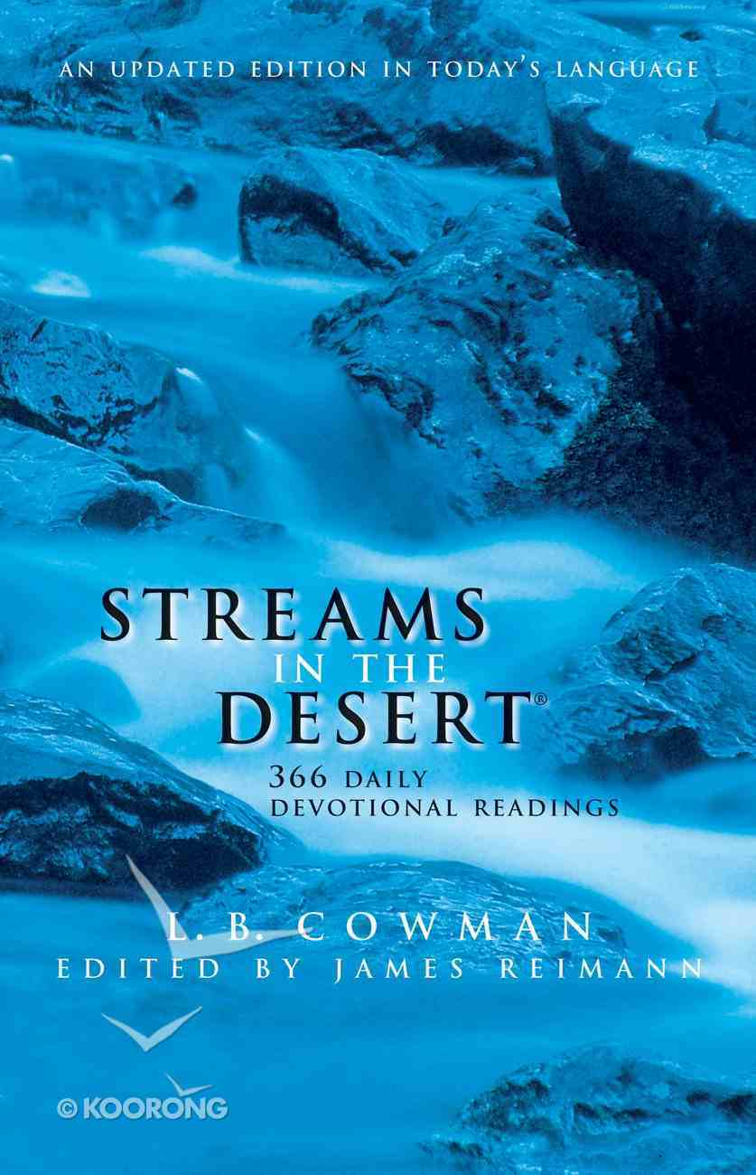 Streams in the Desert eBook