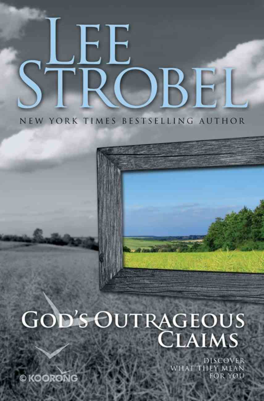 God's Outrageous Claims eBook