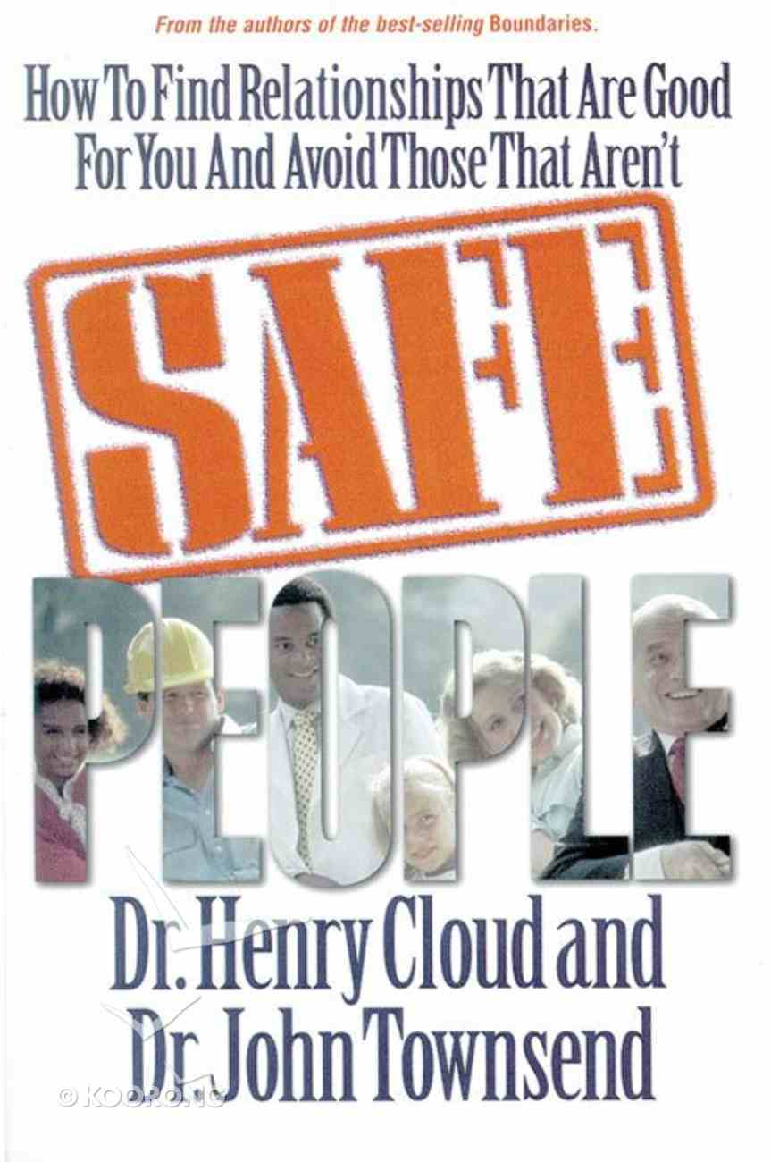 Safe People eBook