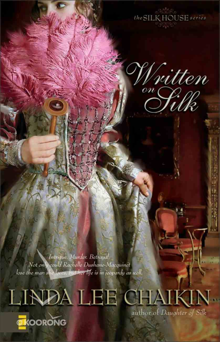 Written on Silk (Silk House Series) eBook