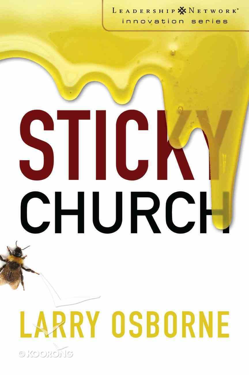 Sticky Church (Leadership Network Innovation Series) eAudio Book