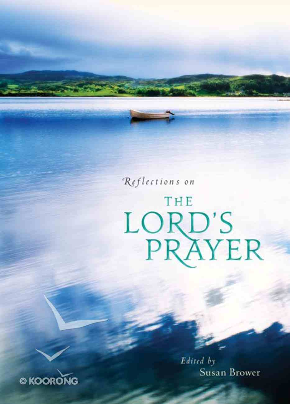 Reflections on the Lord's Prayer eAudio Book