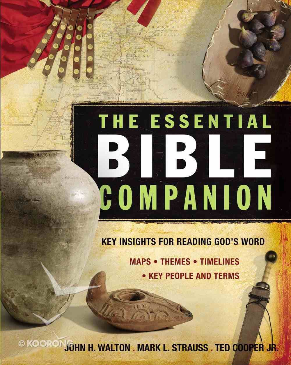 The Essential Bible Companion eBook