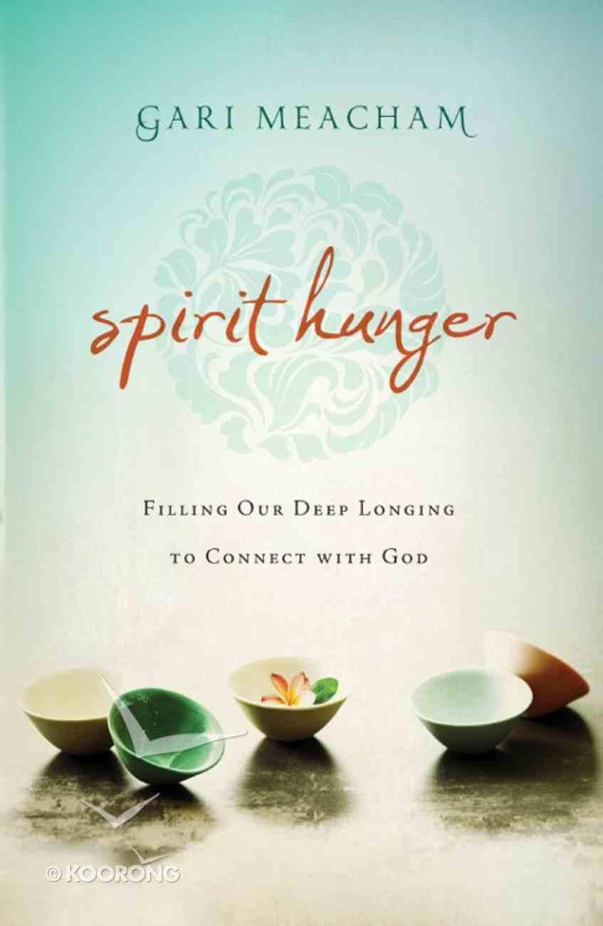 Spirit Hunger eBook