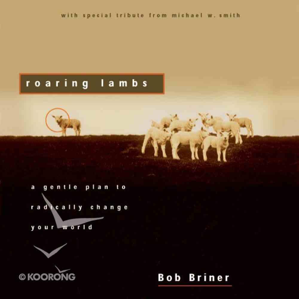 Roaring Lambs eAudio Book