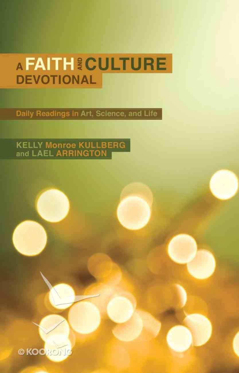 A Faith and Culture Devotional eBook