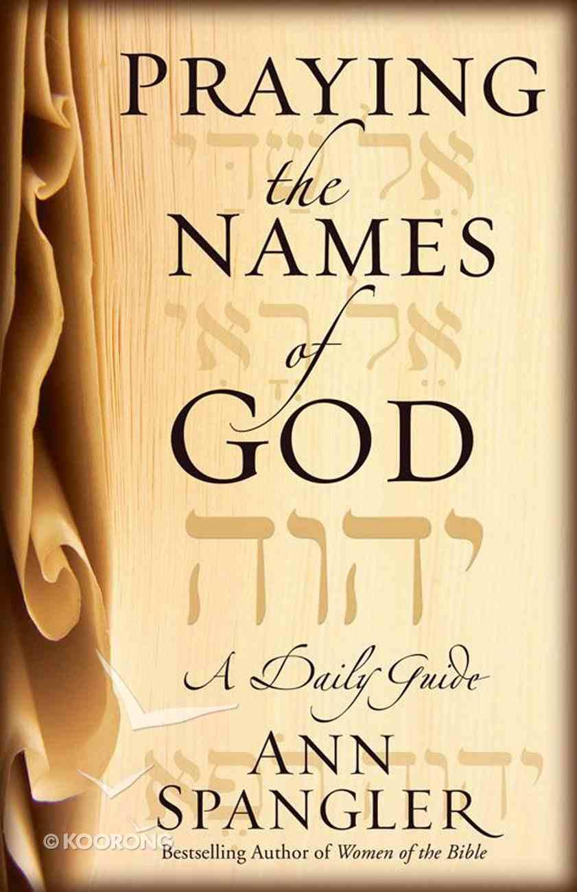 Praying the Names of God eBook