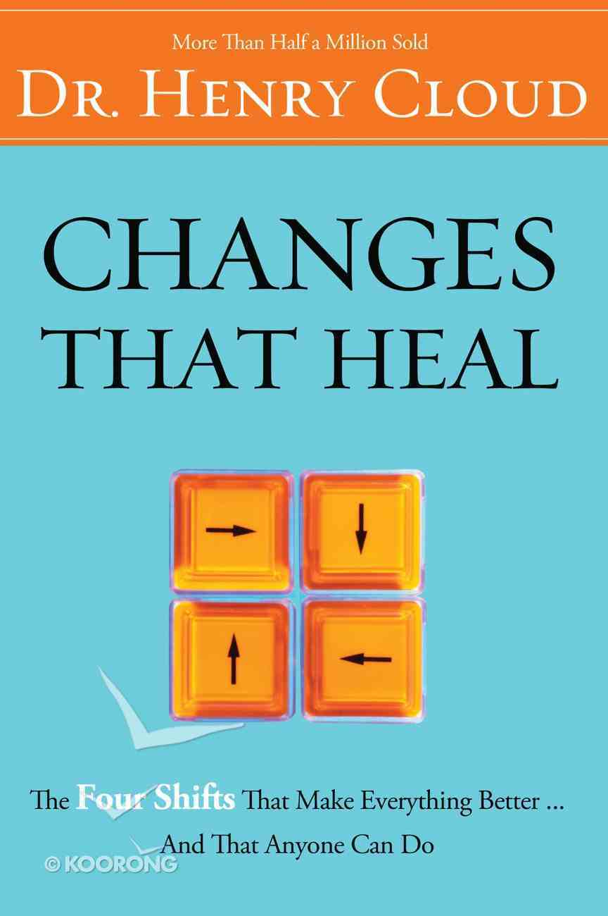 Changes That Heal eBook
