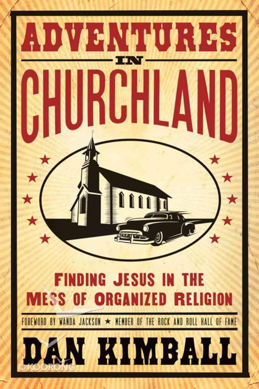 Adventures in Churchland eBook