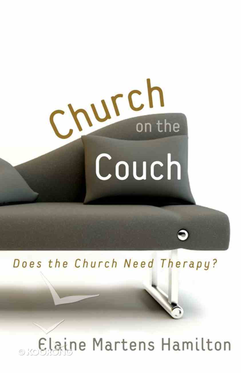 Church on the Couch eBook