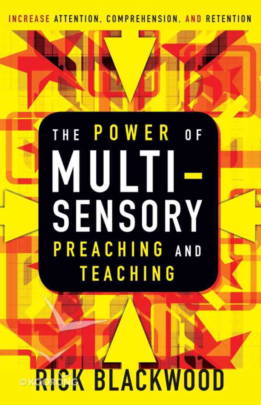 Power of Multisensory Preaching and Teaching eBook