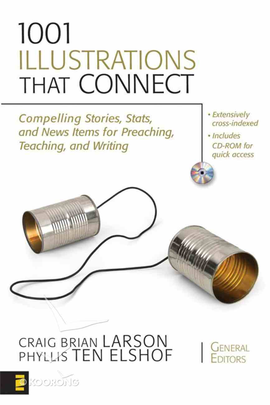 1001 Illustrations That Connect (With Cd-rom) eBook