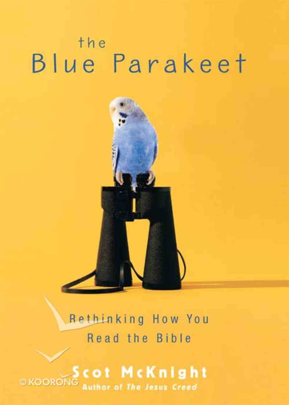 The Blue Parakeet eBook