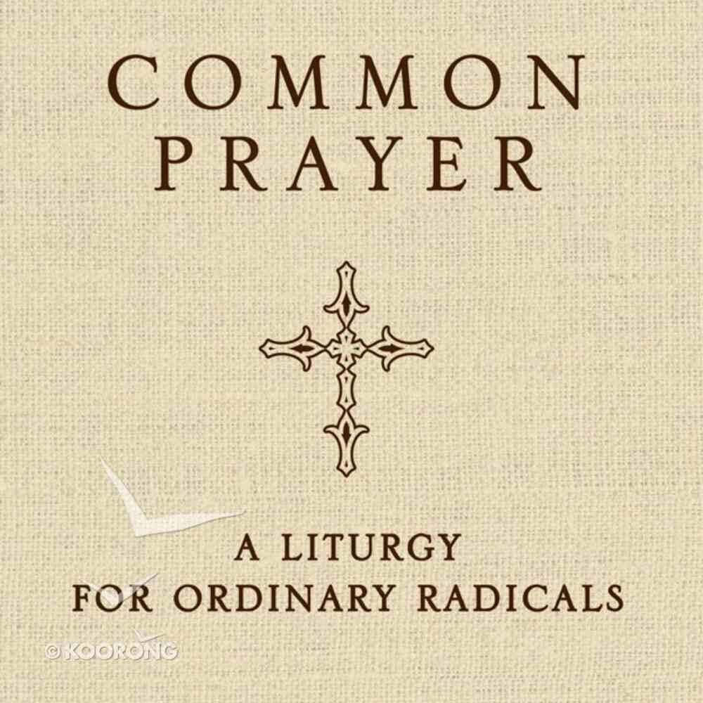 Common Prayer eAudio Book