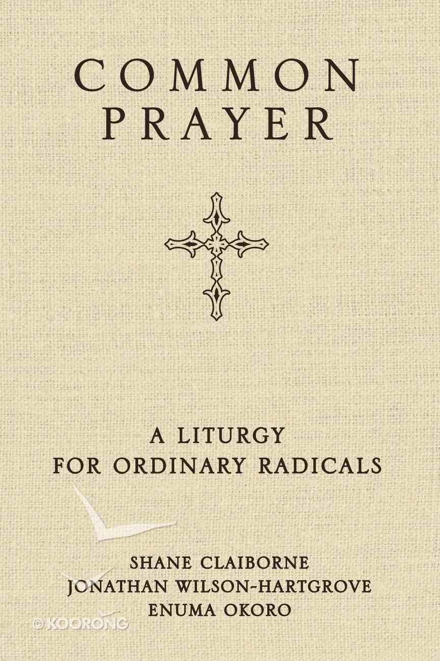 Common Prayer eBook