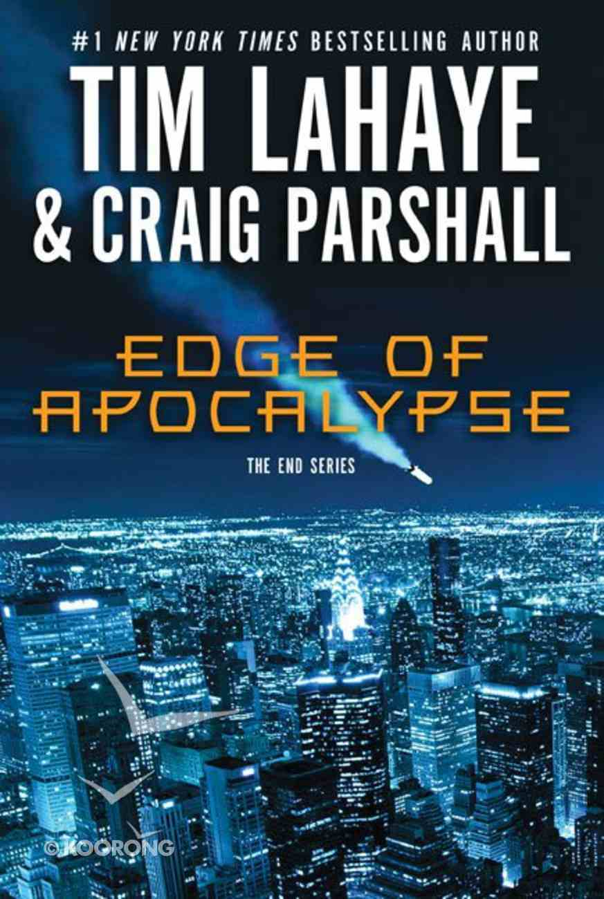 Edge of Apocalypse (#01 in End Series) eBook