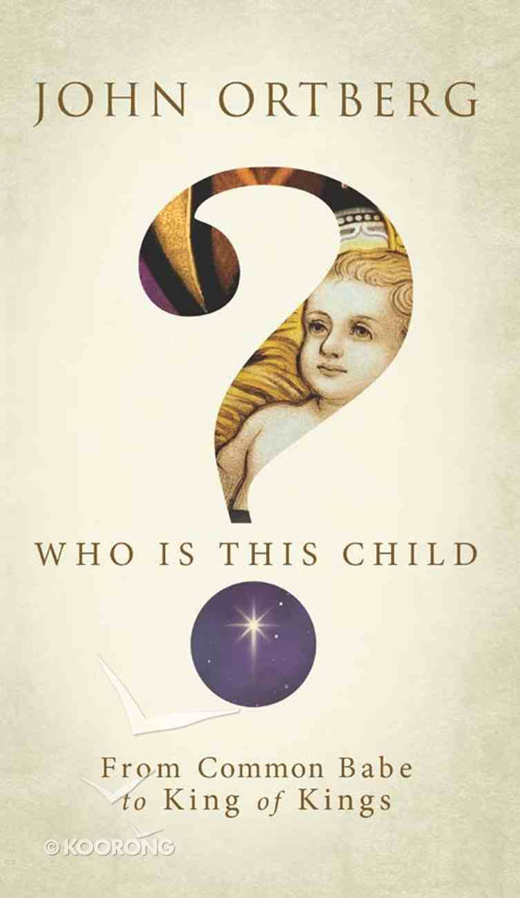 Who is This Child? eBook