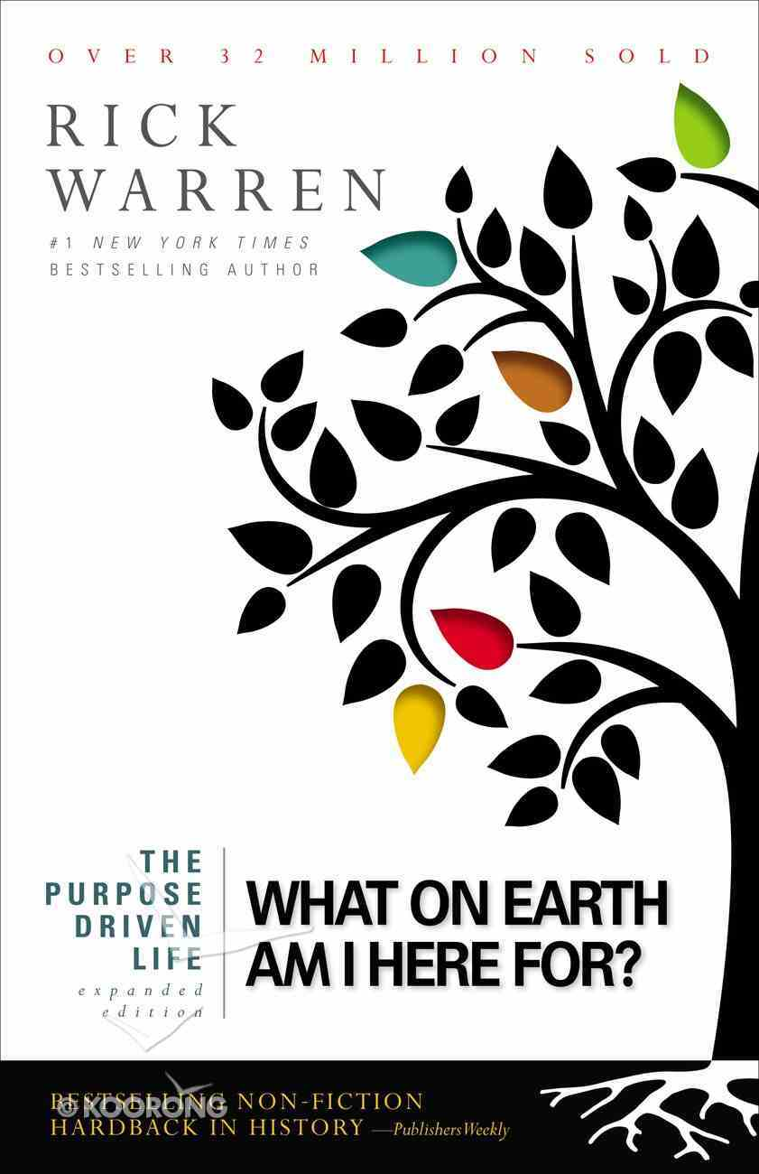 What on Earth Am I Here For? (The Purpose Driven Life Series) eBook