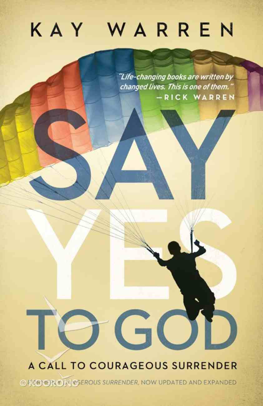 Say Yes to God eBook