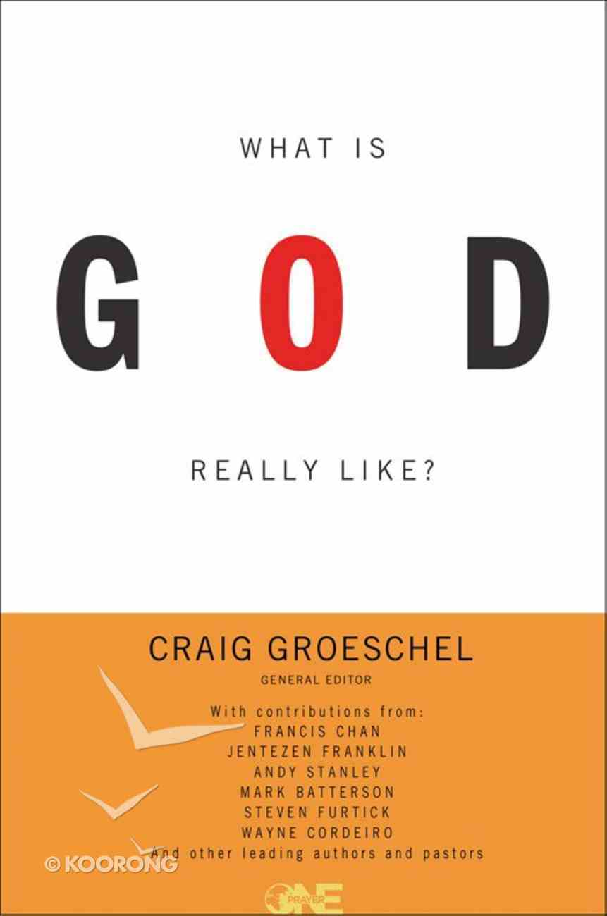 What is God Really Like? eBook