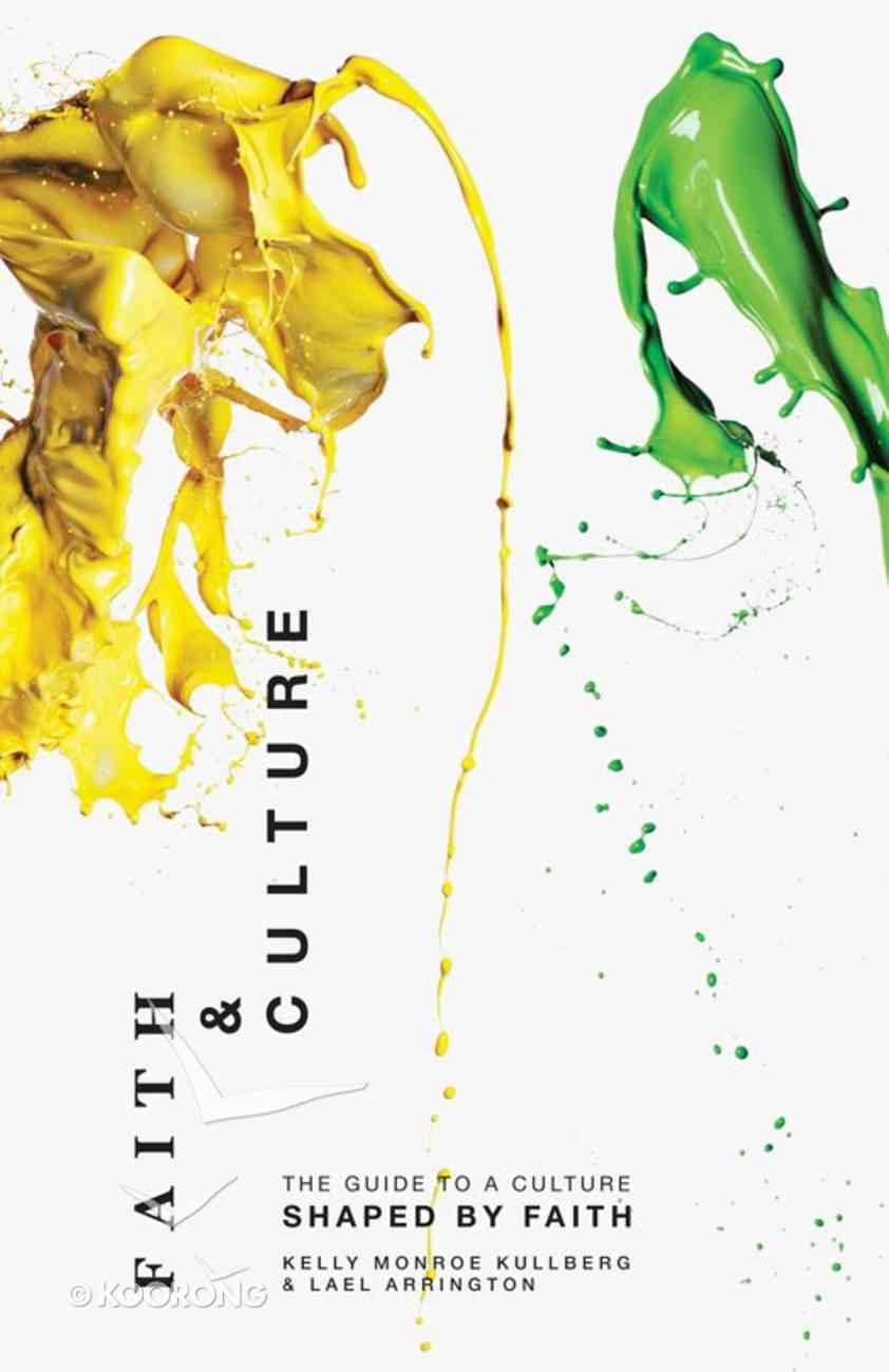 Faith and Culture eBook