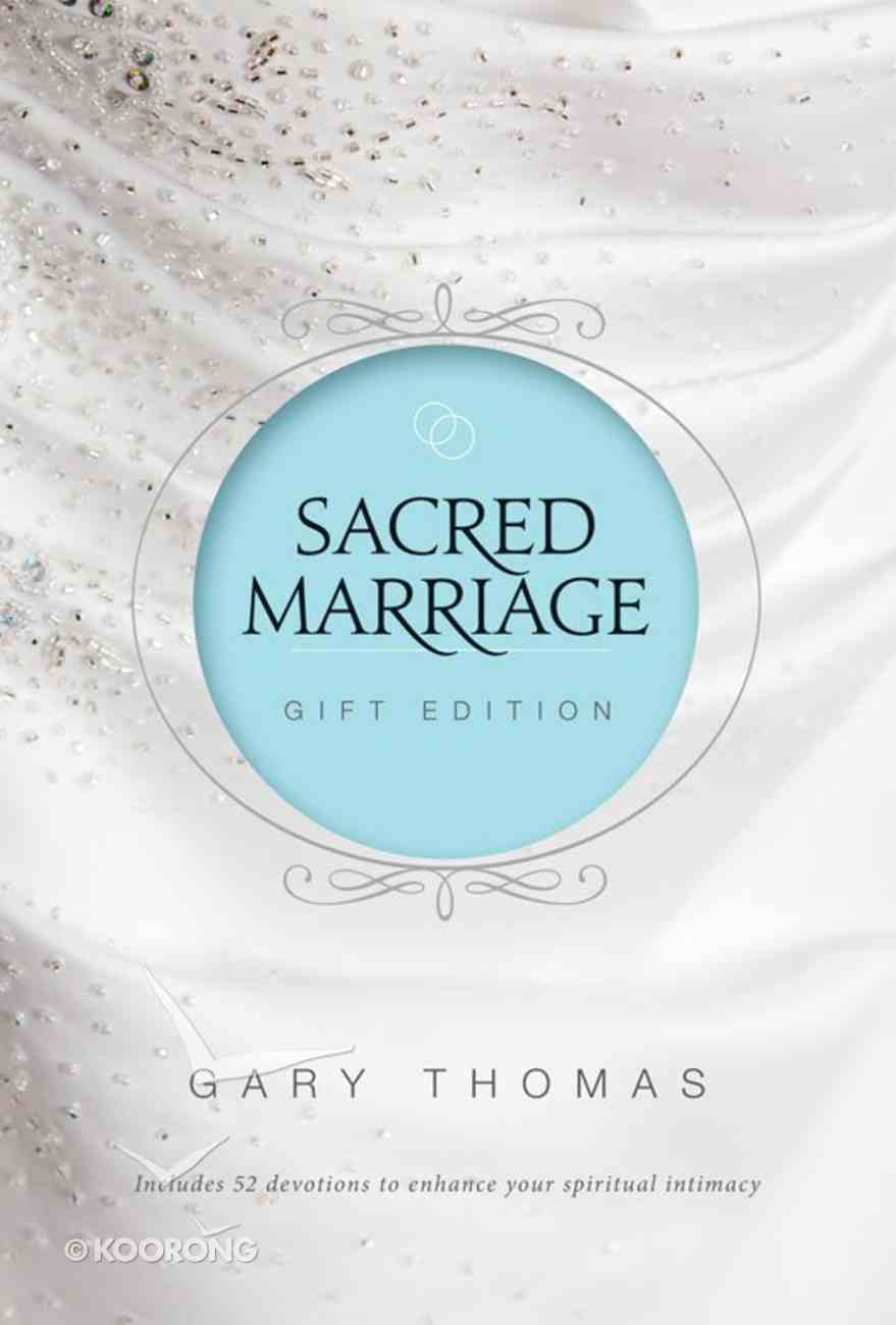 Sacred Marriage (Gift Edition) eBook