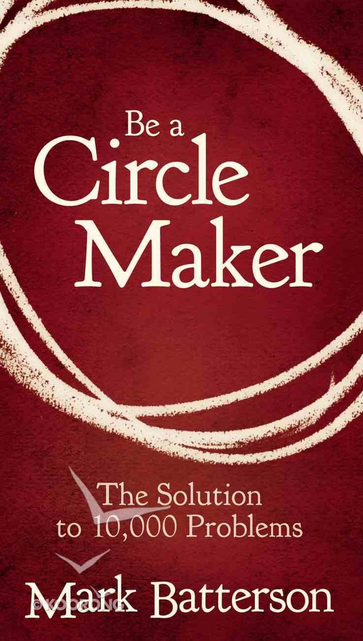 Be a Circle Maker eBook