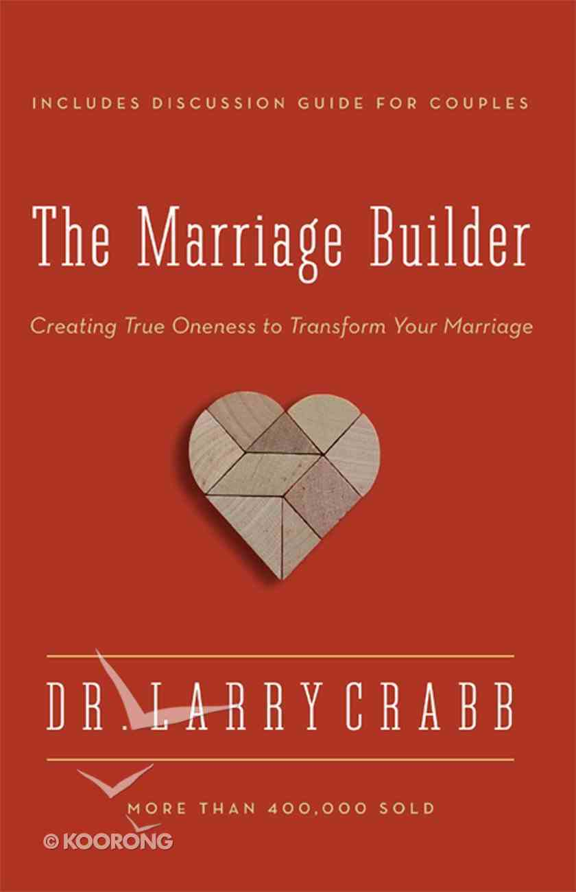 The Marriage Builder eBook