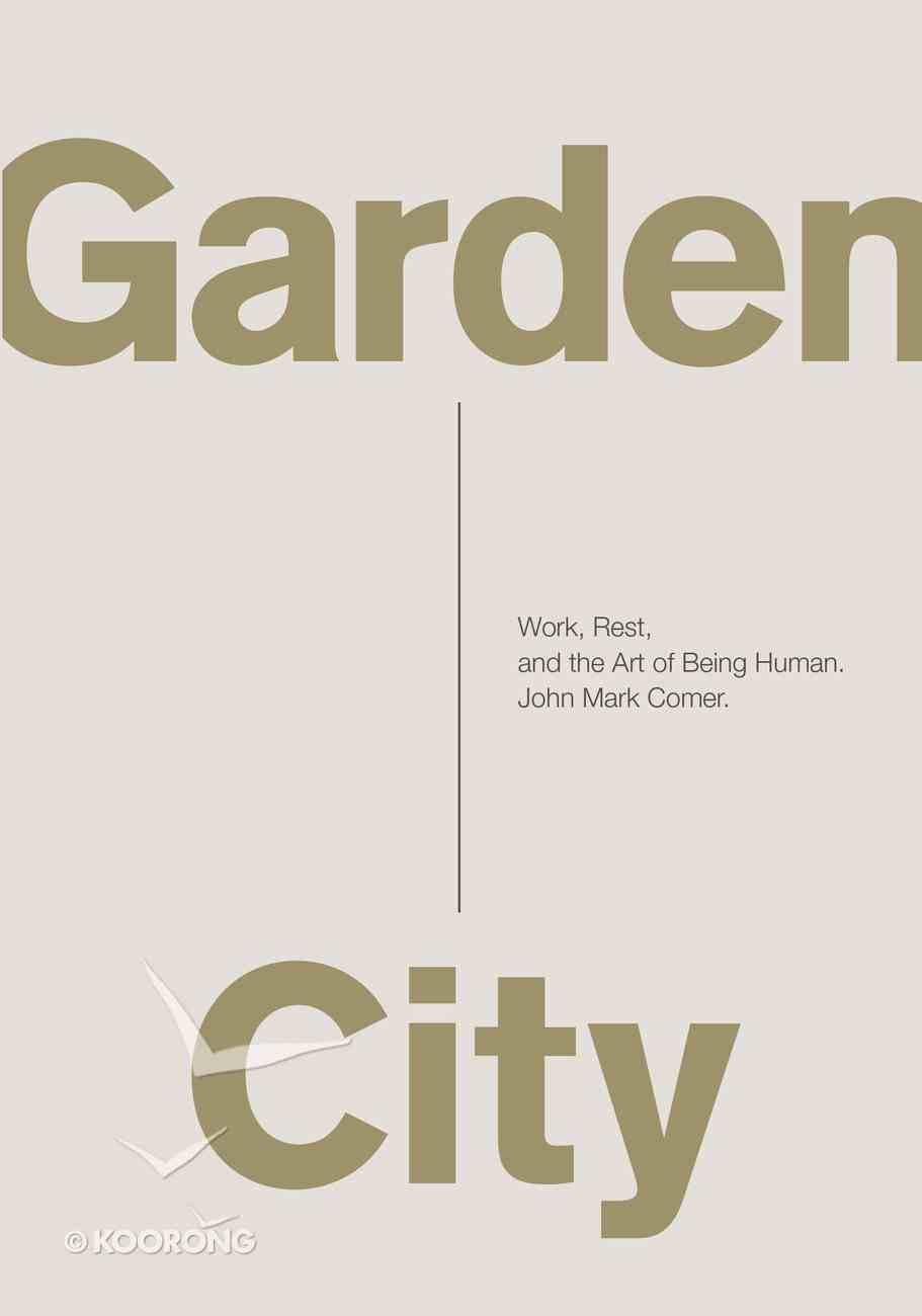 Garden City eBook