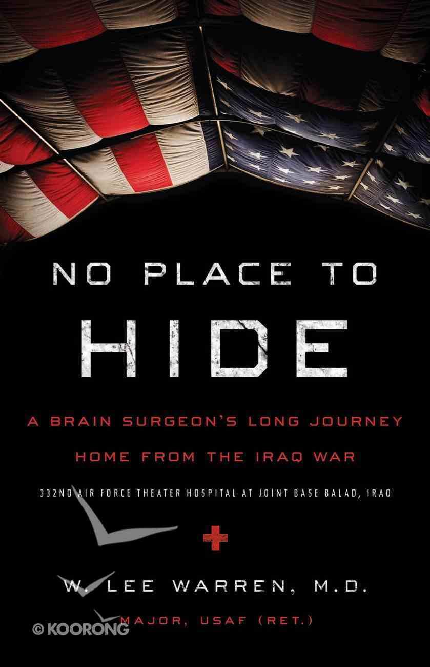No Place to Hide eBook
