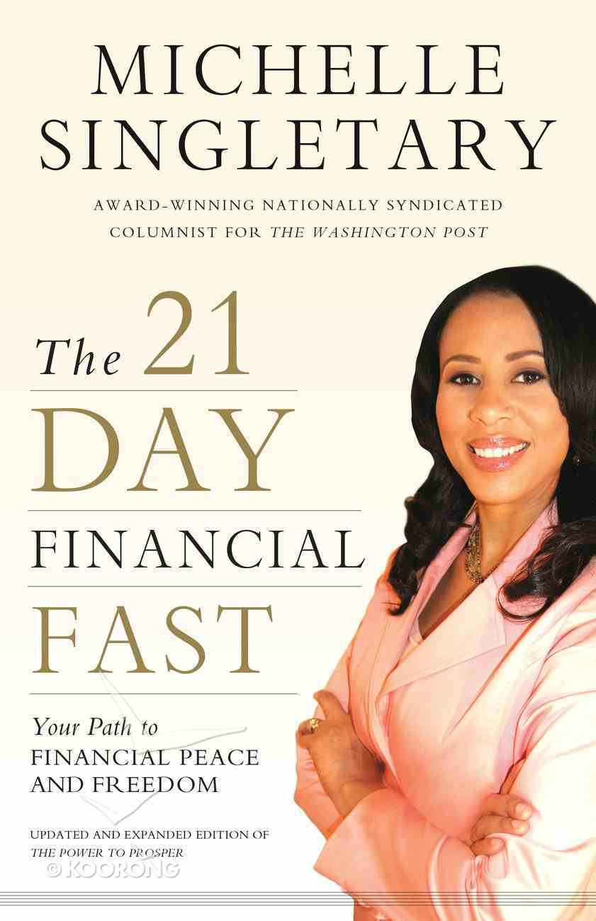 The 21-Day Financial Fast eBook
